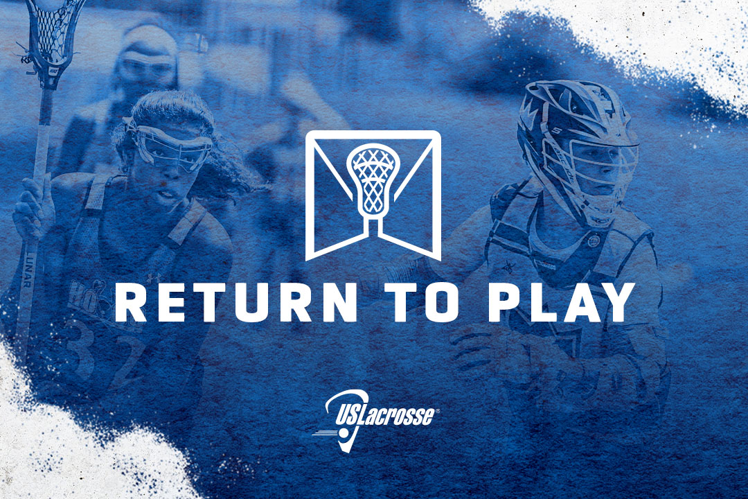 To view US Lacrosse Return-to-Play guidlines, click here.